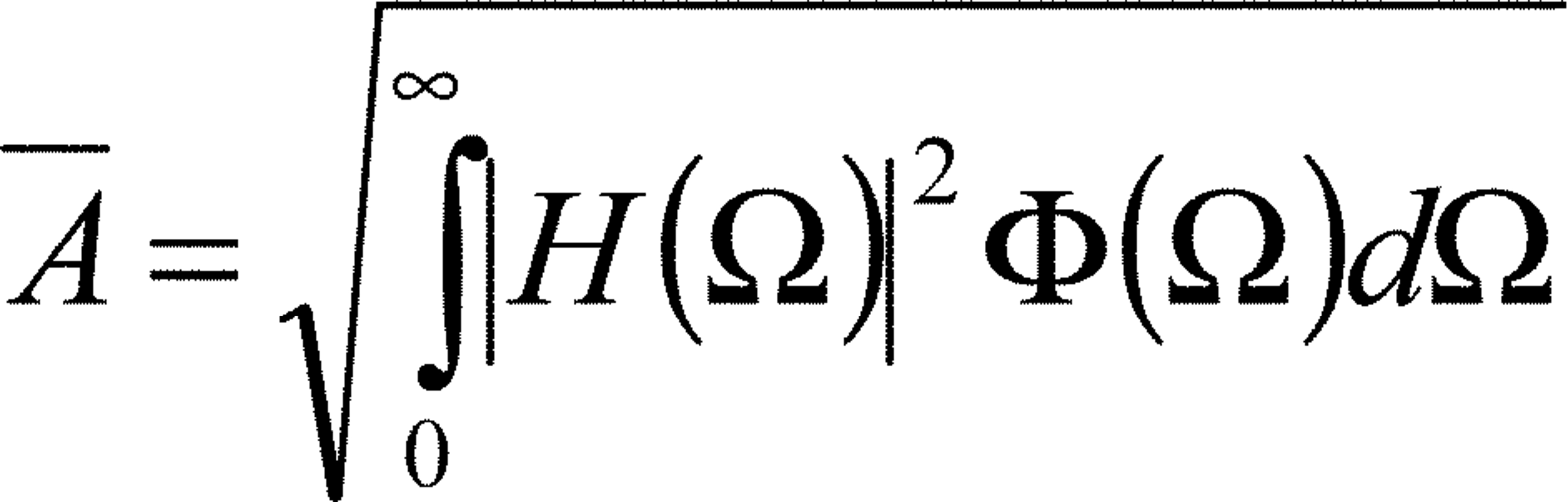 Graphic of (2) Values of A must be determined according to the following formula