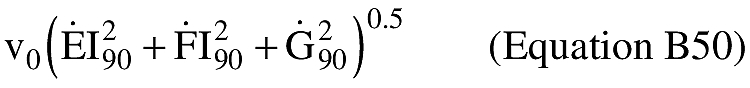 Graphic of (D) An applicant shall compute the magnitude of the inertial velocity vector.